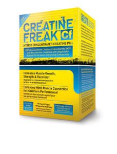 Creatine Freak 90 Caps – Pharma Freak