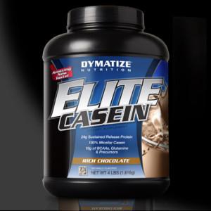 Dymatize Elite Casein, 4 Lbs