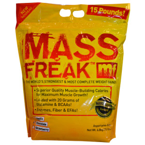 Mass Freak, 15 Lbs (PharmaFreak)