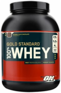 Whey Gold Standard 100%, 5 Lbs – Optimum Nutrition