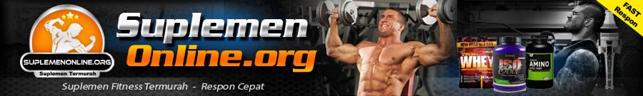Suplemen Fitness BPOM Resmi Termurah