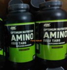 Superior Amino 2222 ON BPOM Optimum Nutrition, isi 320 Tablet