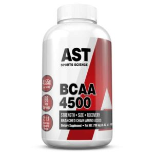 AST BCAA 4500mg, 462 Caps