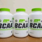 MusclePharm BCAA 3:1:2, 240 Capsule / BCAA MP / MP BCAA