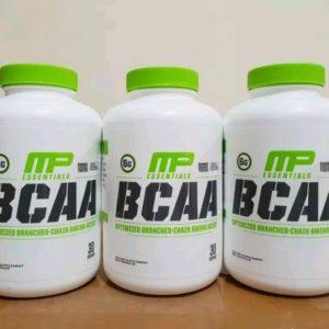 MusclePharm BCAA 3:1:2, 240 Capsule / BCAA MP / MP BCAA