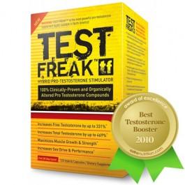 Pharmafreak Test Freak, 120 kapsul