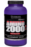 Ultimate Amino 2000, isi 330 Tablet BPOM