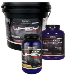 Ultimate Prostar 100% Whey Protein (2 Lbs, 5.28 Lbs, 10 Lbs)