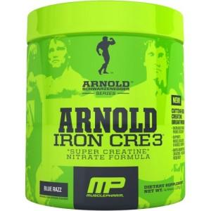 Iron CRE3 (Arnold Schwarzenegger Series)