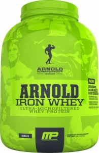 Iron Whey 5Lbs (Arnold Schwarzenegger Series)
