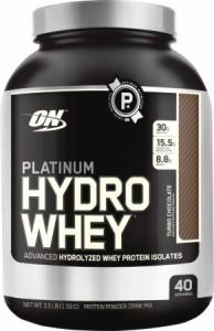 Optimum Platinum Hydrowhey 3.34 Lbs