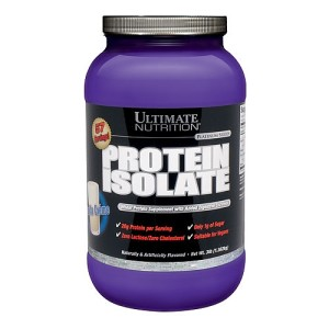 Protein Isolate – Ultimate Nutrition