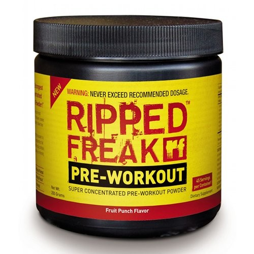 Ripped-Freak-Pre-Workout