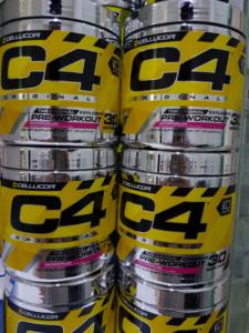 Cellucor C4 Extreme Tidak Gumpal !
