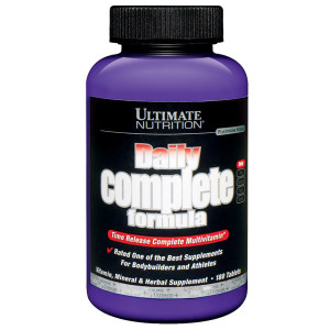 Daily Complete Formula Ultimate Nutrition