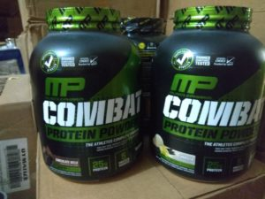 Musclepharm Combat Protein Powder 4Lbs MP