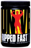 Ripped Fast – 120 Capsules – Universal Nutrition