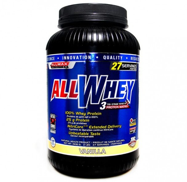all max whey protein