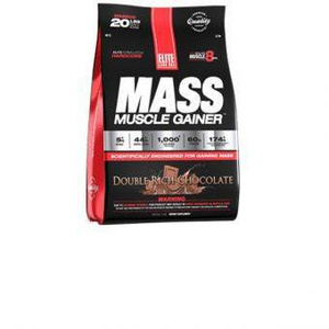 ELITE LABS MASS GAINER MUSCLE 20 LB