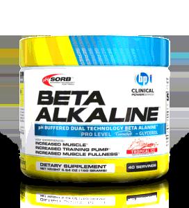 BPI Sports Beta Alkaline