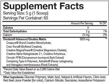 Beast-Creature-Creatine-Powder-Nutrition-Facts