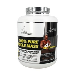 Jay Cutler 100% Pure Muscle Mass 5,9 Lbs