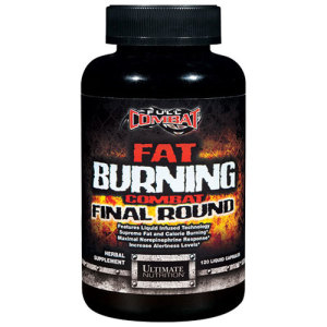 Fat Burning Combat Final Round – Ultimate Nutrition