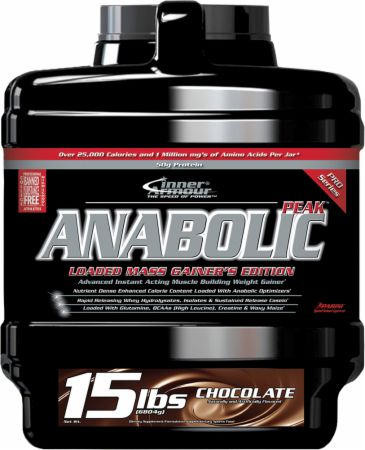 anabolic peak 15lb