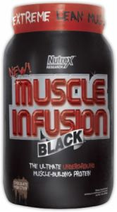 Muscle Infusion Black- Nutrex