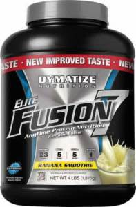 Dymatize Elite Fusion 7 – 4Lbs