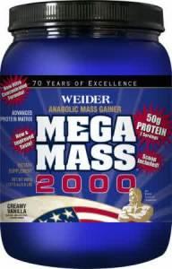 Mega Mass – WEIDER
