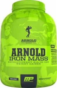 Iron Mass – Arnold Series