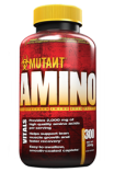 Mutant Amino 300tabs dan Mutant Amino 600 tabs