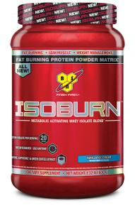 Isoburn – BSN ( Whey+Pembakar Lemak 2 in 1)