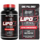 Lipo 6 Black – Nutrex isi 60 capsule