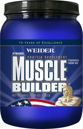 muscle builder weider
