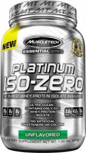 Platinum Iso Zero – Muscletech