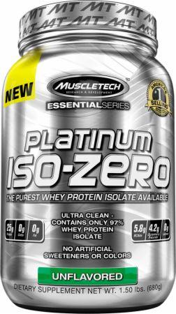 platinum iso zero
