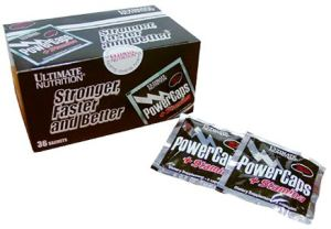 Power Caps ultimate nutrition