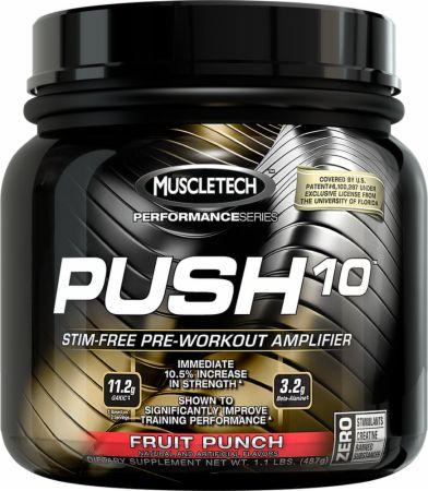 push muscle tech