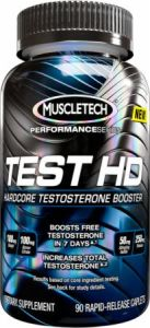 Test HD – Muscletech