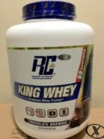 King Whey Ronie Coleman 5 Lbs