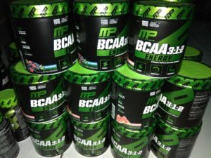 Musclepharm BCAA ENERGY 30x serving Powder ( Bcaa Bubuk )