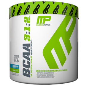 BCAA Musclepharm Bubuk 30x Serving Powder 225 gram