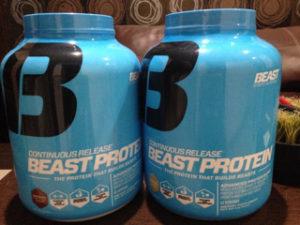 Beast Whey Protein 4 Lbs