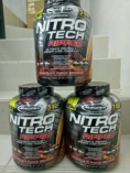 Nitrotech RIPPED Bpom 4 Lbs Whey Protein