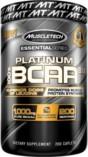 Platinum BCAA Muscletech isi 200 caplets