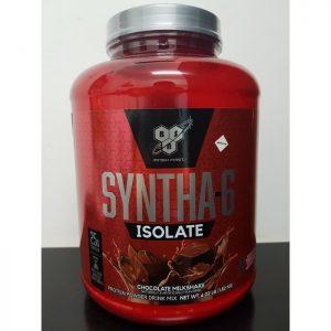 Syntha-6 Isolate 4 Lbs BPOM