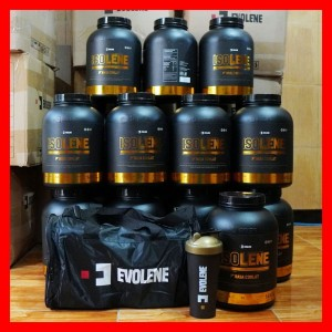 Isolene 50 Sachet Evolene Whey Protein Isolate